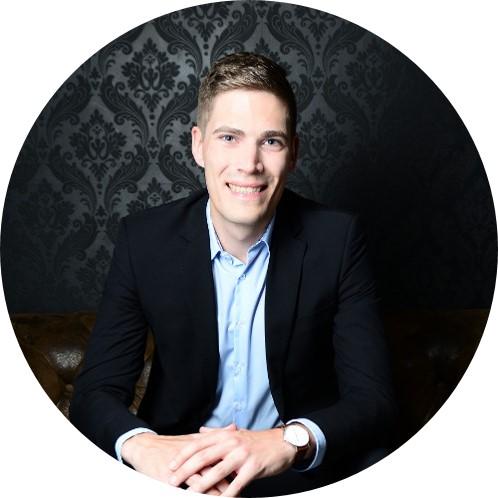 Andreas Bracht vom Prosperkolleg Team.