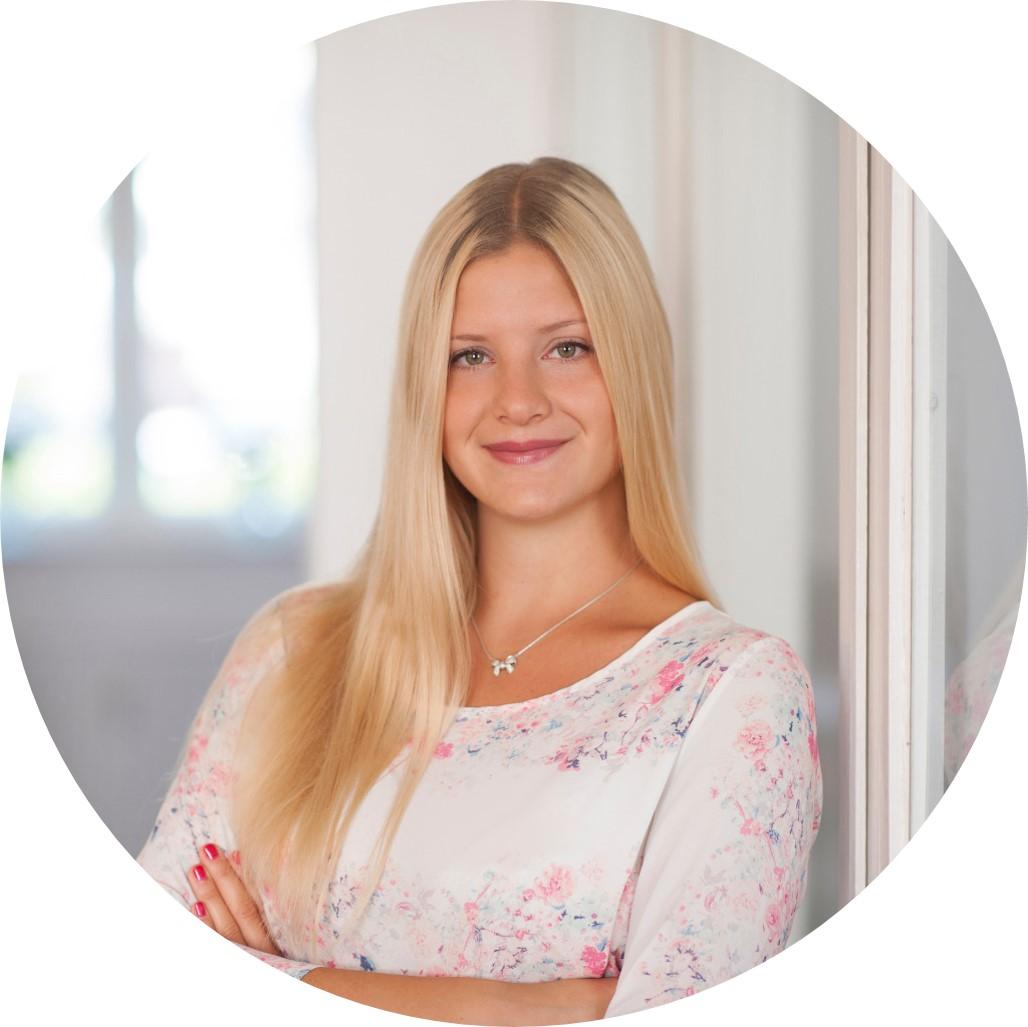 Julia Böhm vom Prosperkolleg Team.