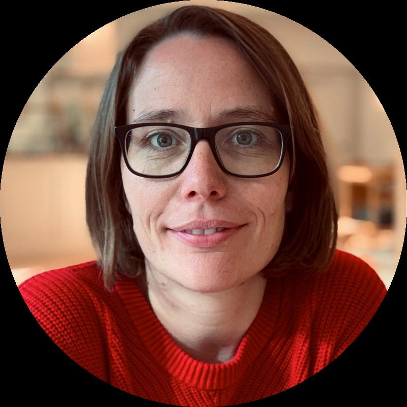 Zu sehen ist das Profilbild von Dorothee Lauter.
