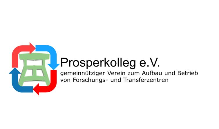 Logo des Prosperkolleg e.V.