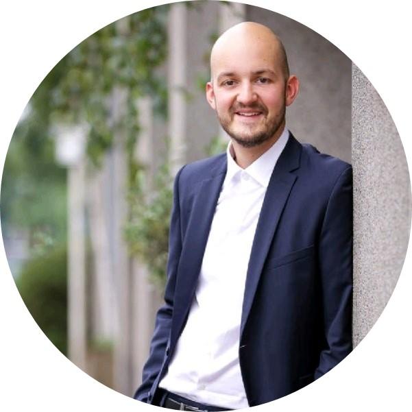 Stefan Alscher vom Prosperkolleg Team.