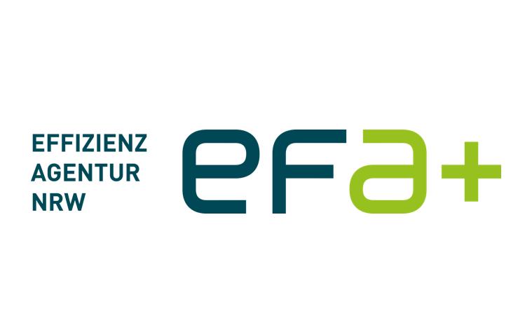 Logo der Effizienz Agentur NRW