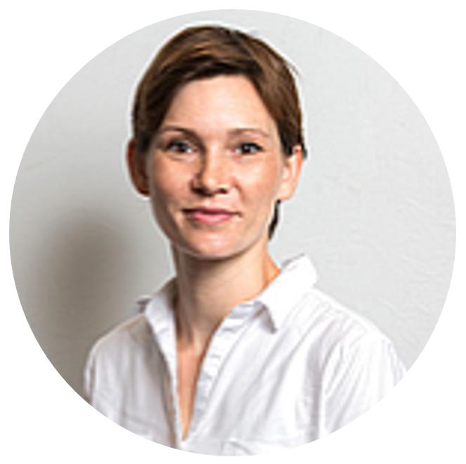 Zu sehen ist das Profilbild von Katrin Moskopp.