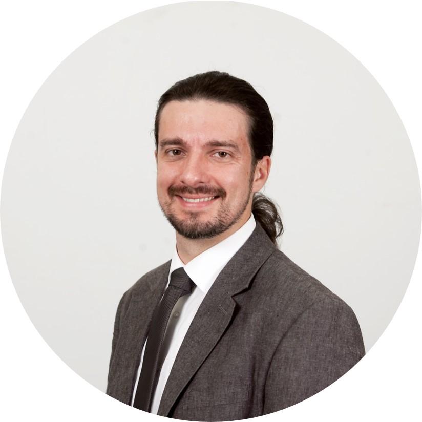 Zu sehen ist das Profilbild von Prof. Dr.-Ing. Saulo Seabra.